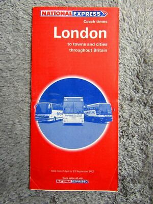 National Express London Timetable [348] • 0.99£