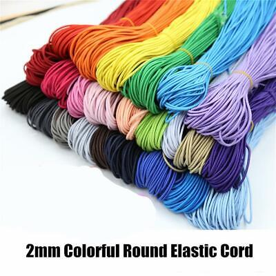 $ CDN13.99 • Buy Purple 10 Yards SOFT Colors 2mm Elastic For Masks Free Shipping Lilac