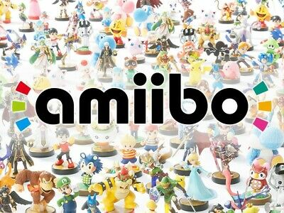 AU84 • Buy Nintendo Amiibo Super Smash Bros