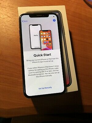 AU325 • Buy Apple IPhone X - 64GB - Space Grey Unlocked Excellent Condition