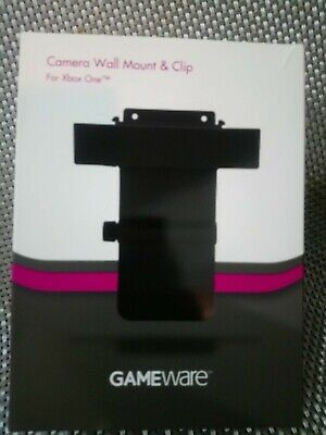 £6.40 • Buy GAMEWARE Xbox One   Kinect  Camera Wall Mount And Clip New