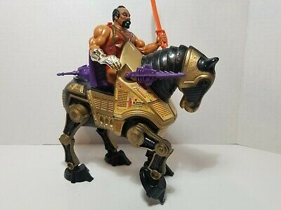 $49 • Buy  Vintage 80's Mattel Masters Of The Universe Jitsu & Night Stalker Complete