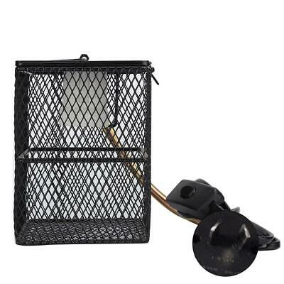 £18.51 • Buy Reptile Ceramics Lampholder Hot Bulb Switch Safety Cage Pets Heating Incubator
