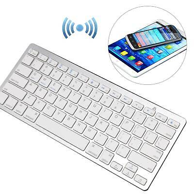 Wireless Bluetooth Keyboard For Apple Mobile IMac IPad Android Phone Tablet  • 12.85£