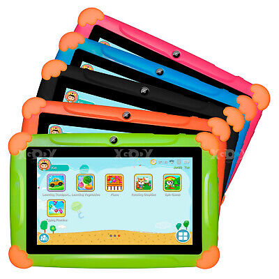 AU70.89 • Buy XGODY 7  Inch Android 8.1 Tablet PC 16GB ROM 2xCamera Quad Core 1.3GHz Kids Gift
