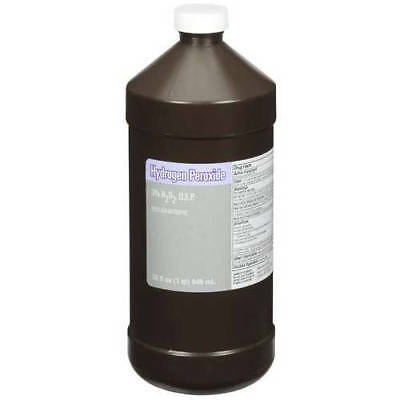 AU23.60 • Buy 5 PACK! Hydrogen Peroxide 3% 16oz Solution LARGE Bottle First Aid Antiseptic