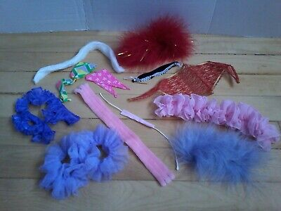 $ CDN19.99 • Buy Barbie Shawl, Boa, Scarf Lot