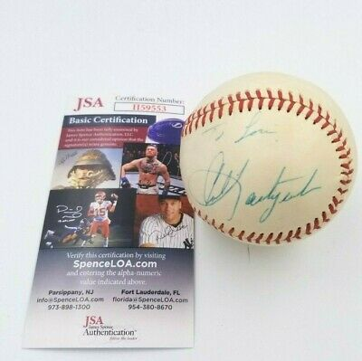 $ CDN104.58 • Buy Carl Yastrzemski MLB Boston Red Sox Signed Autographed Rawlings Baseball JSA COA