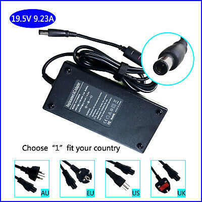 AU55.95 • Buy Ac Power Adapter Charger For Dell G7 7790,M4800 9Ft D6000 M17X R5 Notebook
