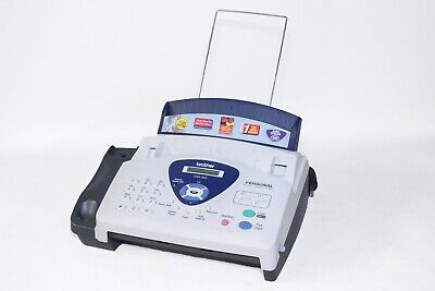 £12 • Buy Fax Machine, Copier & Phone, Brother Fax-565 Has A Fault Selling For Only £12