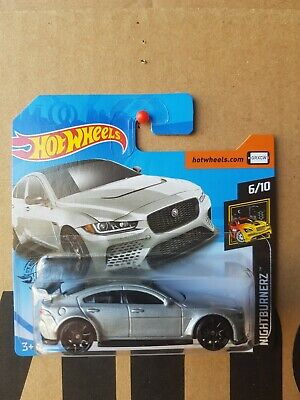 AU9.95 • Buy Hot Wheels 2020 - JAGUAR XE SV PROJECT 8 [SILVER] *12 CARS POSTED FOR $10*