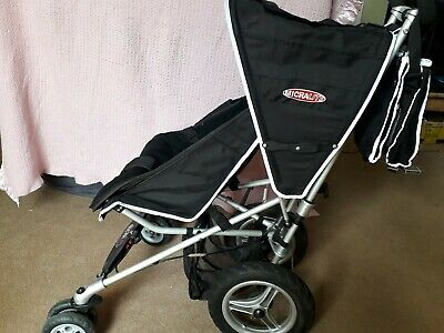 Micralite Combi Pushchair/Carrycot With Maxicosi Baby Car Seat • 90£