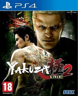 AU60.23 • Buy PS4 Ryu Ga Gotoku Kiwami 2 Japan