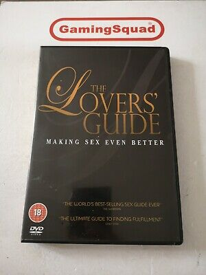 £6.95 • Buy The Lovers Guide, Making Sex Even Better DVD, Supplied By Gaming Squad