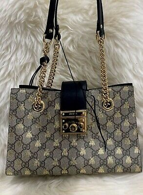 AU1500 • Buy Gucci GG Bees Shoulder Bag