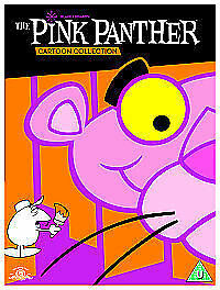 PINK PANTHER - The Complete Animated Cartoon Series 124 Episodes DVD BOX SET NEW • 19.99£