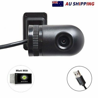 AU39.99 • Buy Car USB DVR Dash Camera, HD Cam 720P Video Recorder For Android 4.2-10.1