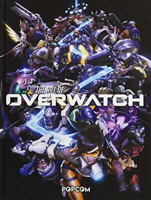 AU146.27 • Buy The Art Of Overwatch
