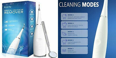 Tartar, Plaque Remover For Teeth Cleaning Kit - Tooth Cleaner - Dental...  • 19.57£