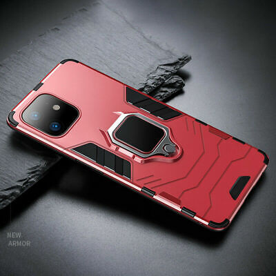AU15.59 • Buy Armor Ring Case For Apple IPhone 11 Pro XS MAX XR XS X Shockproof Magnetic Cover