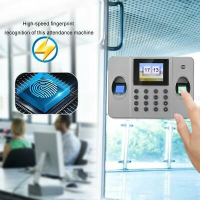 2.4in LCD Fingerprint Time Clock Attendence Machine For Door Access Controller • 53£