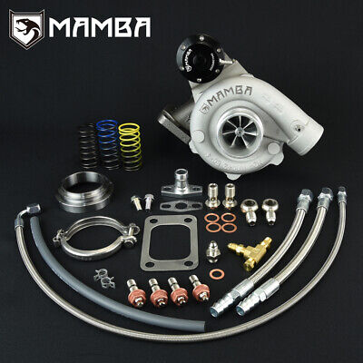 AU1254 • Buy MAMBA 2.36  A/R.42 GT2560R Ball Bearing Turbocharger + .42 IWG T3 V-Band Hsg