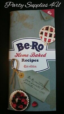 Brand New Be-Ro Recipe Book. 41st Edition. Baking/cakes/biscuits/cookery/Biscuit • 5.99£
