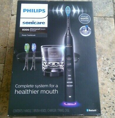 AU216.73 • Buy 🌟🎈 Philips Sonicare DiamondClean 9300 Smart Toothbrush HX9903/11 Black 🌟