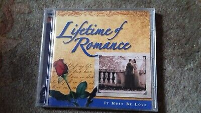 Lifetime Of Romance-It Must Be Love   Double CD • 2.60£