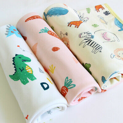 AU13.99 • Buy Baby Infant Waterproof Urine Mat Changing Pad Cover Change Mat - 50cm*70cm