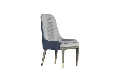 Chair Set 2X Chairs Group Set Dining Room Armchair Italian Luxury Furniture • 1,281.15£