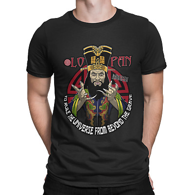 Big Trouble In Little China Demons Sci Fi Horror Halloween Film Movie T Shirt 5 • 6.95£