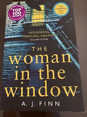 AU10 • Buy The Woman In The Window By Finn A. J. (Paperback, 2018)