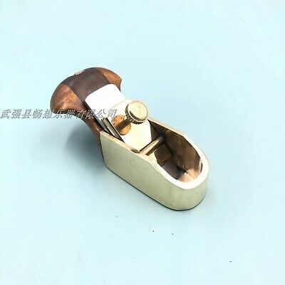 Thumb Brass Convex Bottom Planes1 7/8  Violin.cello .bass.woodworking Tool • 29£