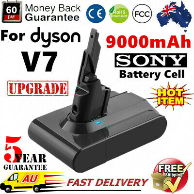 AU39.99 • Buy 21.6V 6000mAh Battery For Dyson V7 / V7 Animal Handheld Vacuum Cleaner Sony Cell