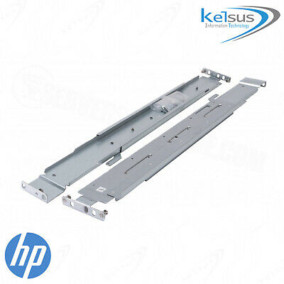 HP P2000 G3 MSA2000 Server Cabinet Rack Rail Kit 457637-001 FHDW013-03 BOXED • 42.99£