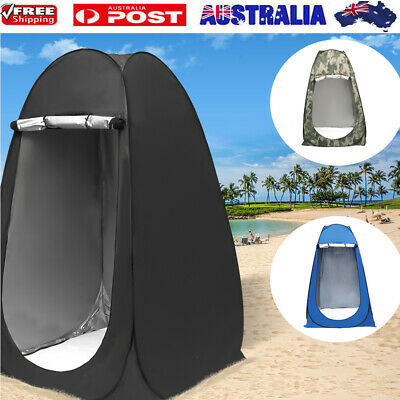 AU39.49 • Buy Portable Pop Up Tent Outdoor Camping Toilet Shower Instant Changing Privacy Room
