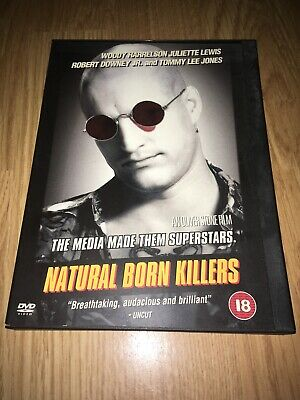 Natural Born Killers (DVD) • 1.40£