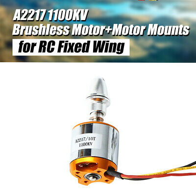 A2217 1100KV RC Brushless Outrunner Motor For 4 Axis RC Fixed Wing Helicopter • 7.70£