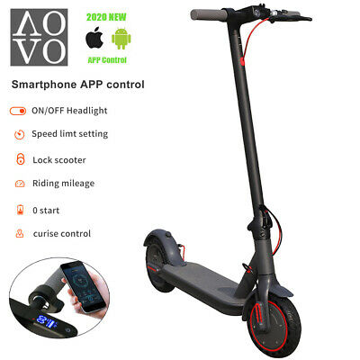 View Details New Adult Kids Electric Scooter Battery 36v Motor 350w E-scooter With APP UK • 285.99£