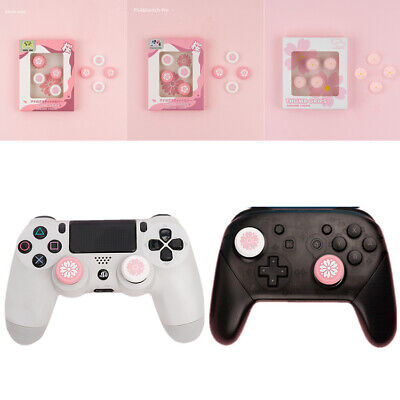 AU14.31 • Buy 4x Controller Game Accessories Thumb Stick Grip Caps For PS4 Switch Pro Xbox One