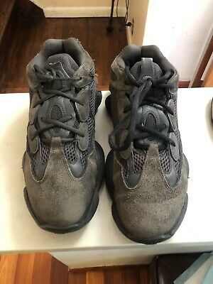 $ CDN243.87 • Buy Adidas Yeezy 500 Utility Black (pre-owned)  Size 11. No Box