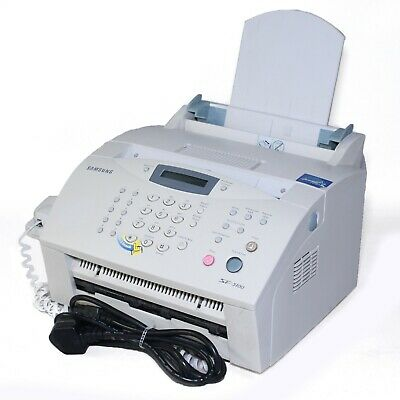 £18 • Buy Fax Machine, Copier & Phone, Samsung SF-5100 Has A Fault Selling For Only £18