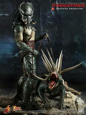 $ CDN309.54 • Buy HOT TOYS MMS147 Predators: Tracker Predator With Hound 1/6 Action Figure
