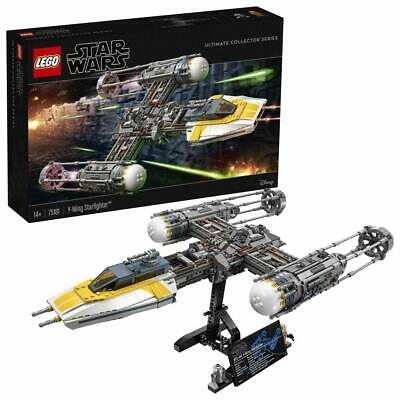 AU516.35 • Buy Lego Star Clone Wars 75181 ULTIMATE COLLECTOR'S SERIES Y-WING Ywing Y Wing NEW