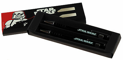 Star Wars Ballpoint Pen And Extendable Fine Nib Pencil Gift Set • 7.99£