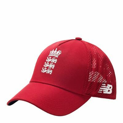 2020 New Balance England Cricket Dominate T20 Snap Cap One Size CU0029 • 19.95£