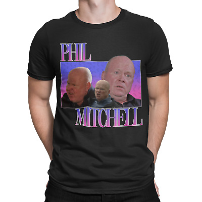 £6.96 • Buy Phil Mitchell Soaps Novelty Personalty Tv Music 90s Horror Film Movie T Shirt