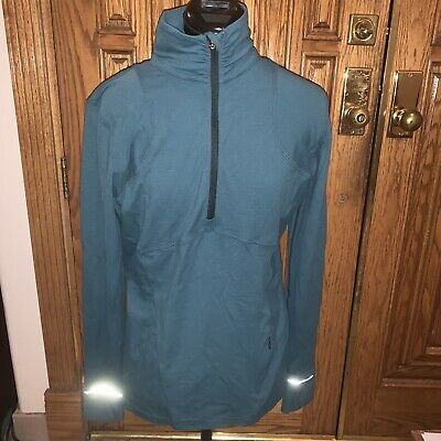 $ CDN97.05 • Buy Lululemon Size 12 Kanto Catch Me 1/2 Zip Long Sleeve Pullover Green Stripe