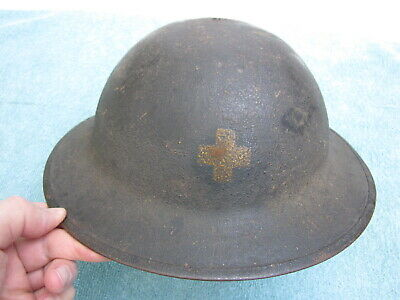 $255 • Buy WWI US Army 33rd IL National Guard M-1917 Helmet !!!